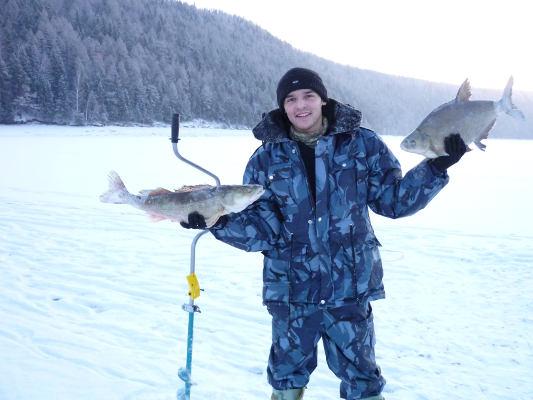 рыбалка в белорецк башкирия