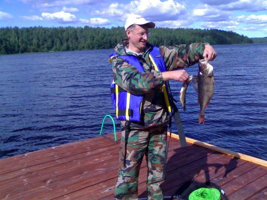 Рыбалка в Карелии 2017. Цены на базы отдыха в Карелии ...