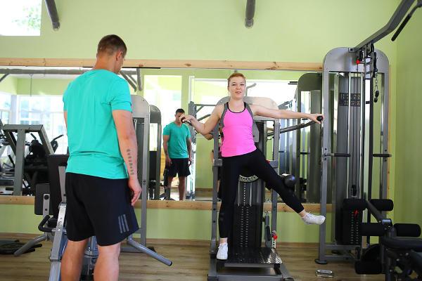 лагерь для похудения в москве