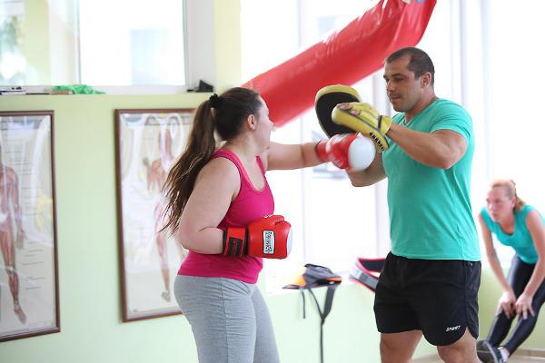 Тренировочные Лагеря Для Похудения.